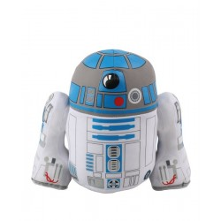 PELUCHE STAR WARS R2-D2 30 CM CON SONIDO PELUCHES CINE Y TV PELUCHES STAR WARS