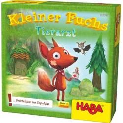 LITTLE FOX MEDICO DE ANIMALES JUEGOS DE MESA EDUCATIVOS