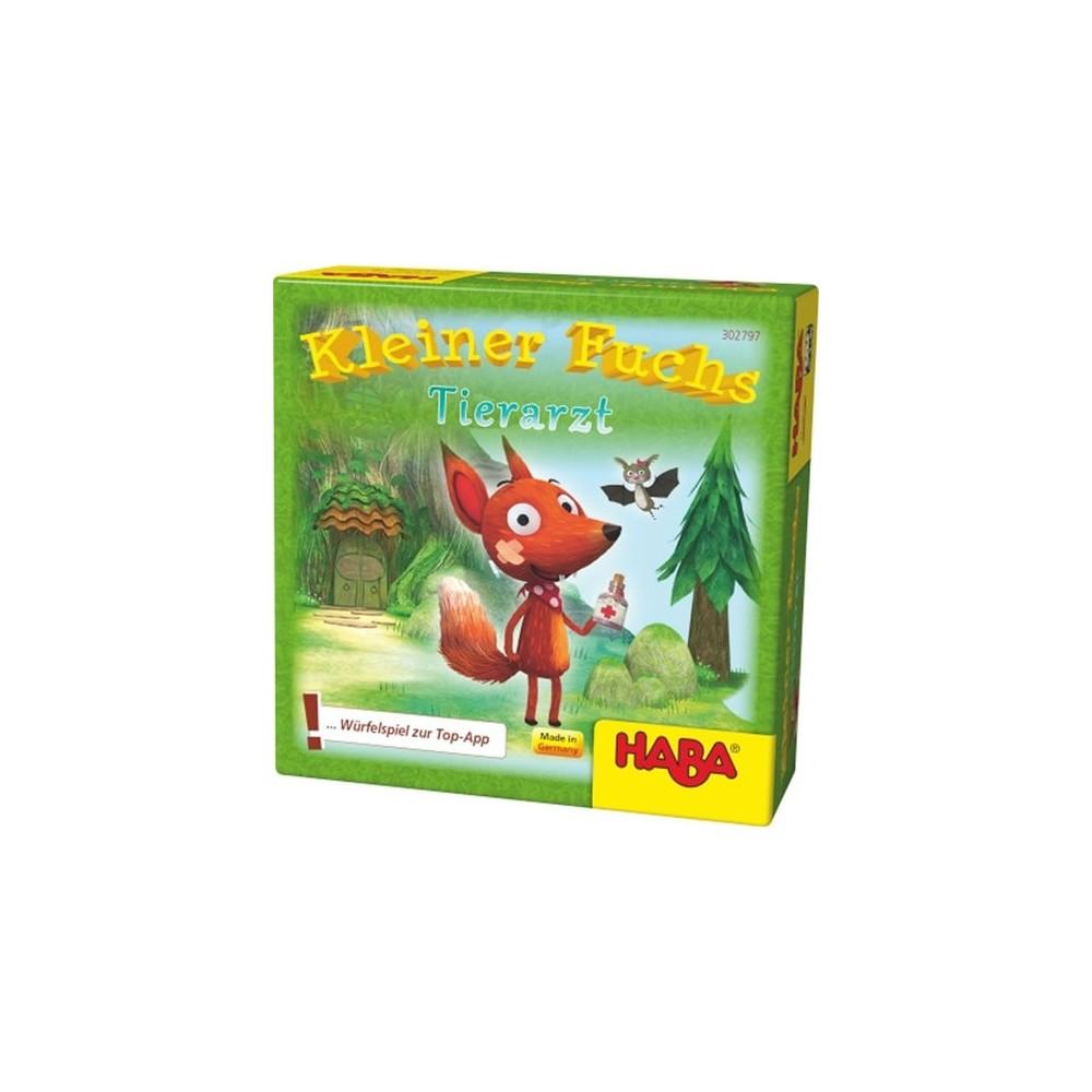 Little Fox Medico De Animales Juegos De Mesa Educativos The Shop Gamer