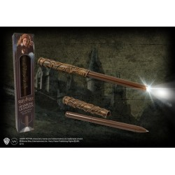 BOLIGRAFO LUMINOSO HARRY POTTER HERMIONE THE NOBLE COLLECTION