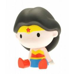 HUCHA CHIBI PVC WONDER WOMAN 17 CM MERCHANDISING COMICS DC COMICS