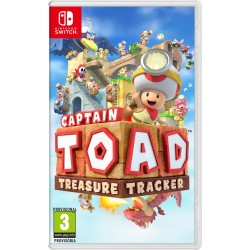 CAPTAIN TOAD TREASURE TRACKER SWITCH JUEGO FÍSICO PARA NINTENDO SWITCH