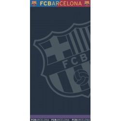 TOALLA FC BARCELONA ALGODON 400G A 85X160 DEPORTES EQUIPOS DE FÚTBOL