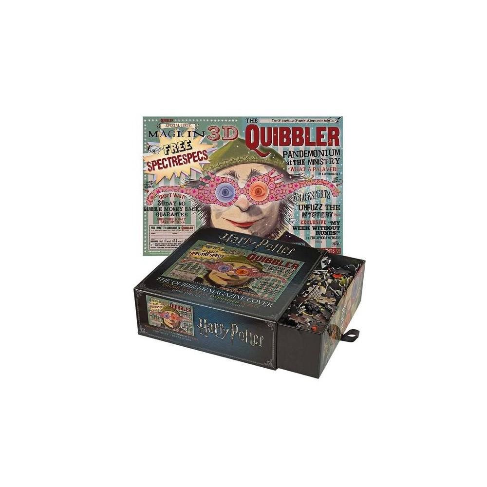 Puzle Harry Potter Quibbler 1000 Piezas Juegos De Mesa Puzles The