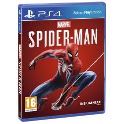 SPIDERMAN PS4 MARVEL'S SPIDER-MAN JUEGO FÍSICO PARA PLAYSTATION 4 DE INSOMNIAC