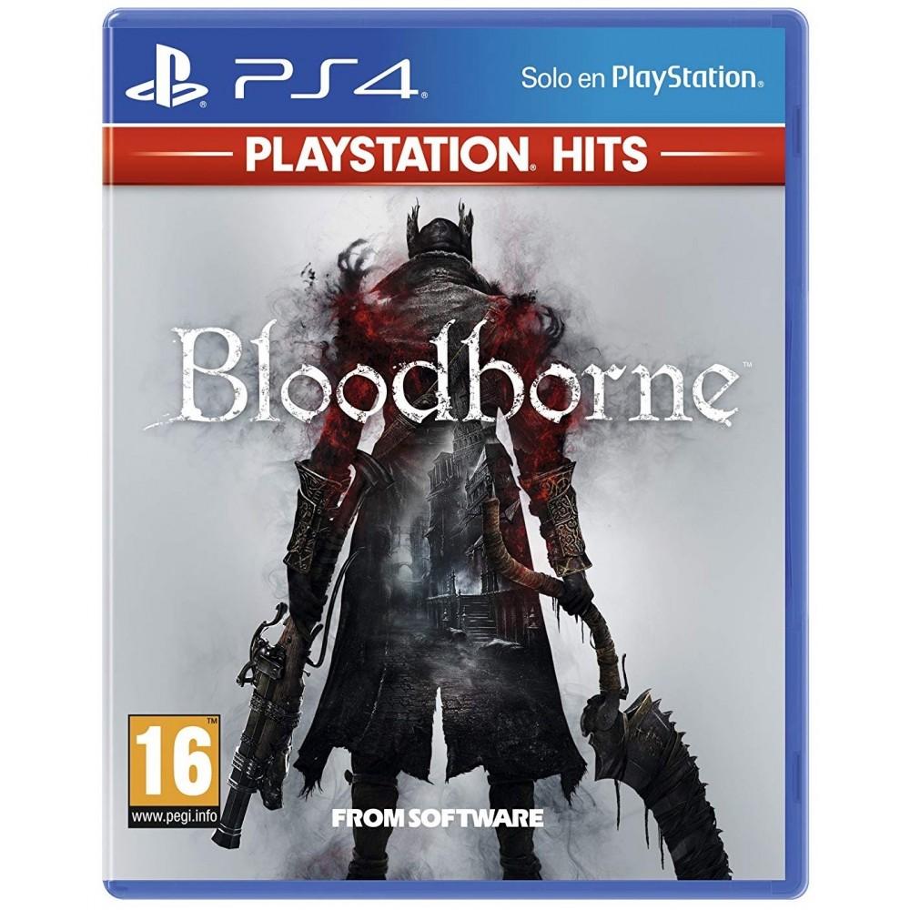 BLOODBORNE PS4 HITS VIDEOJUEGO FÍSICO PARA PLAYSTATION 4