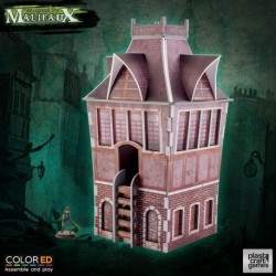 PLAST CRAFT GAMES: THE TOWER - COLORED JUEGOS ACCESORIOS MINIATURAS