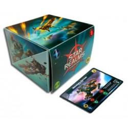 STAR REALMS DECKBOX FLIP BOX JUEGOS DE MESA DE TABLERO
