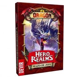 HERO REALMS MAZO DRAGON JUEGOS DE CARTAS