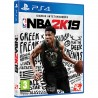NBA2K19 PS4 VIDEOJUEGO FÍSICO PARA PLAYSTATION 4 NBA 2K 19 GIANNIS ANTETOKOUNMPO