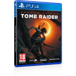 SHADOW OF THE TOMB RAIDER PS4 VIDEOJUEGO FÍSICO PARA PLAYSTATION 4 LARA CROFT