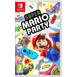 SUPER MARIO PARTY SWITCH...