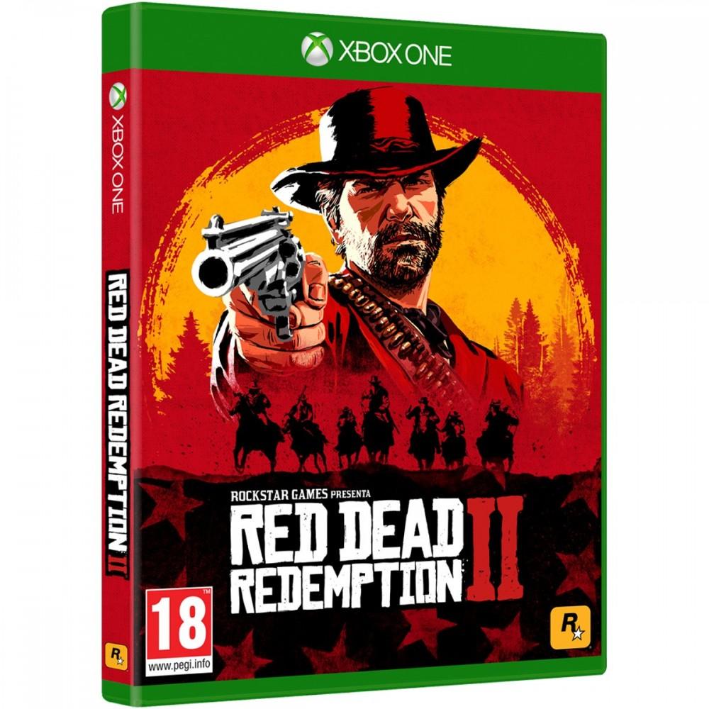 RED DEAD REDEMPTION 2 XBOX ONE JUEGO FÍSICO PARA XBOXONE DE ROCKSTAR GAMES