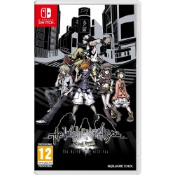 THE WORLD ENDS WITH YOU FINAL REMIX SWITCH JUEGO FÍSICO PARA NINTENDO SWITCH