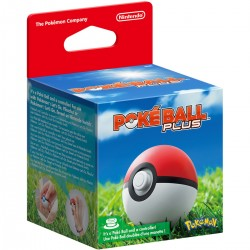 POKE-BALL PLUS MANDO PARA NINTENDO SWITCH Y POKEMON GO POKEBALL