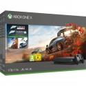 CONSOLA XBOX ONE X DE 1 TB + FORZA HORIZON 4 + FORZA MOTORSPORT 7 XBOXONE X