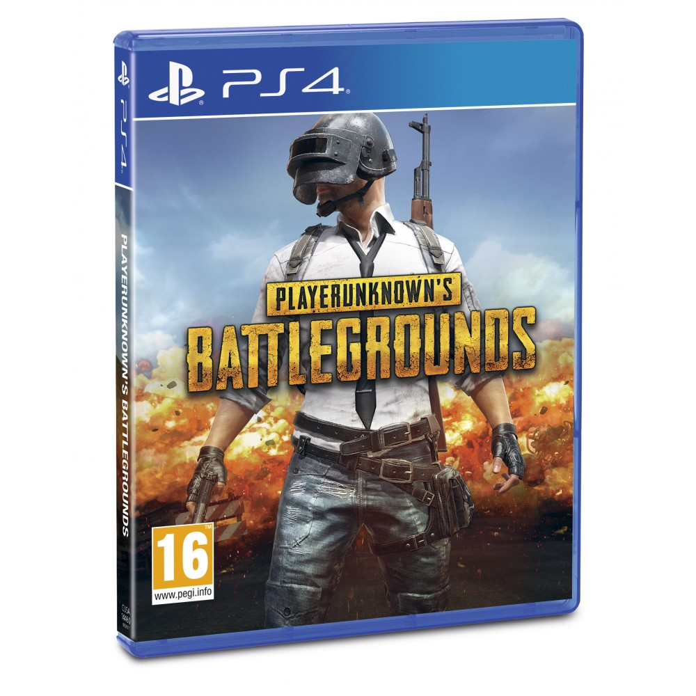PLAYERUNKNOWN'S BATTLEGROUNDS PS4 PUBG JUEGO FÍSICO PARA PLAYSTATION 4