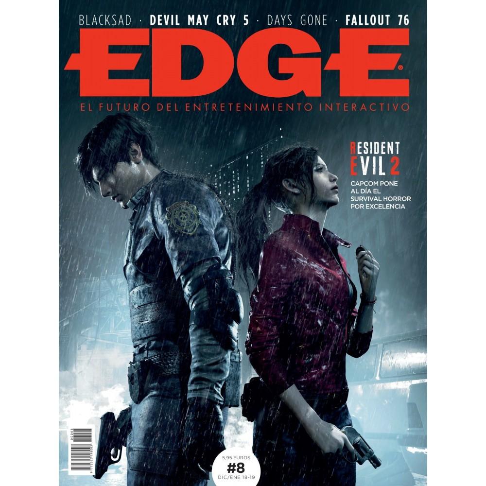 Numero 8 Nueva Revista Edge Espana Diciembre 2018 Enero 2019