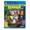 CRASH BANDICOOT N SANE TRILOGY PS4 VIDEOJUEGO FÍSICO PARA PLAYSTATION 4 3 JUEGOS