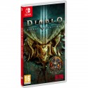 DIABLO 3 ETERNAL COLLECTION SWITCH JUEGO FÍSICO PARA NINTENDO SWITCH