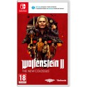 WOLFENSTEIN 2 THE NEW COLOSSUS SWITCH JUEGO FÍSICO PARA NINTENDO SWITCH
