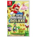 NEW SUPER MARIO BROS U DELUXE SWITCH JUEGO FÍSICO PARA NINTENDO SWITCH