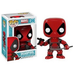 FIGURA POP MARVEL: DEADPOOL FIGURAS COMICS FIGURAS MARVEL