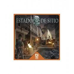 ESTADO DE SITIO AMPLIACIÓN EN SOLITARIO EDITORIALES ESPAÑOLAS