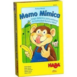 MEMO MÍMICA (MIMIK MEMO) JUEGOS DE MESA EDUCATIVOS