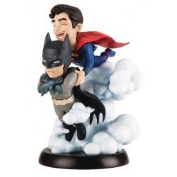 FIGURA QM SUPERMAN VS BATMAN 13 CM
