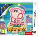 KIRBY EXTRA EPIC YARN 3DS (MÁS KIRBY EN EL REINO DE LOS HILOS) JUEGO FÍSICO NINTENDO