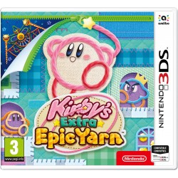KIRBY EXTRA EPIC YARN 3DS +...