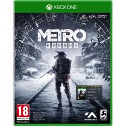 METRO EXODUS XBOX ONE JUEGO FÍSICO PARA XBOXONE DE 4A GAMES DEEP SILVER