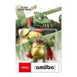 FIGURA AMIIBO KING K. ROOL (COLECCIÓN SUPER SMASH BROS.) NINTENDO SWITCH
