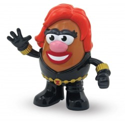 FIGURA MR. POTATO: BLACK WIDOW 17 CENTIMETROS TAMAÑO FIGURAS MANGA / COMICS