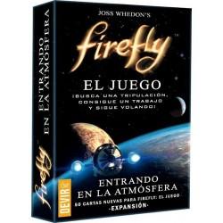 FIREFLY EXPANSION ENTRANDO EN LA ATMOSFERA JUEGOS DE MESA JUEGOS DE TABLERO