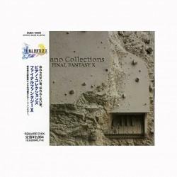 BANDA SONORA CD FINAL FANTASY X PIANO MERCHANDISING VIDEOJUEGOS