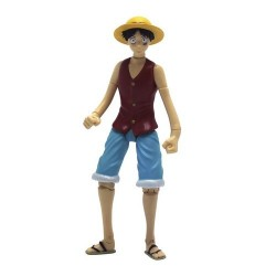 FIGURA ONE PIECE LUFFY 12 CMS FIGURAS MANGA ONE PIECE