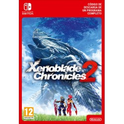 XENOBLADE CHRONICLES 2 NINTENDO SWITCH CÓDIGO DE DESCARGA DIGITAL