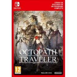 OCTOPATH TRAVELER™ NINTENDO SWITCH CÓDIGO DE DESCARGA DIGITAL