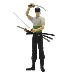 FIGURA ONE PIECE ZORO 12 CMS FIGURAS MANGA ONE PIECE