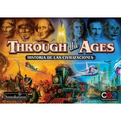 THOUGHT THE AGES JUEGOS MESA