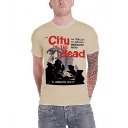 CAMISETA CITY OF THE DEAD XXL CAMISETAS CINE