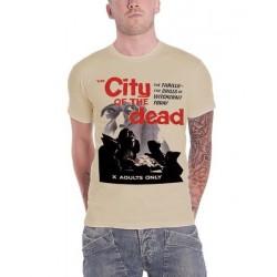 CAMISETA CITY OF THE DEAD XXL CAMISETAS CINE