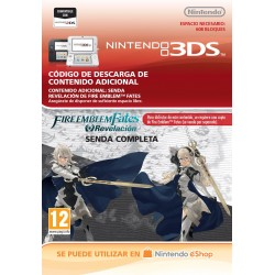 FIRE EMBLEM FATES: REVELATION NINTENDO 3DS CÓDIGO DE DESCARGA DIGITAL