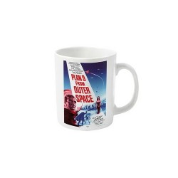 TAZA PLAN 9 FROM OUTER SPACE TAZAS CINE