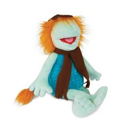 PELUCHE FRAGGLE ROCK BOMBO (BOOBER) 43 CENTIMETROS TAMAÑO PELUCHES SERIES TV