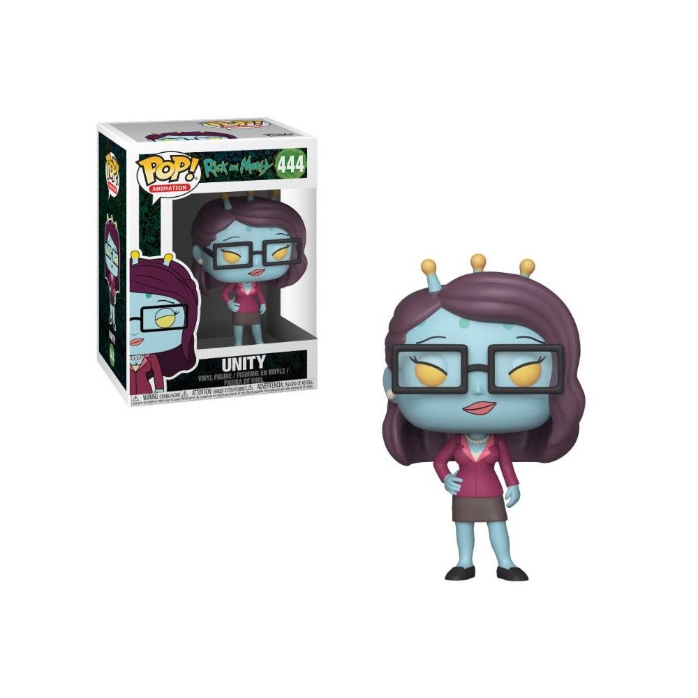 LLAVERO POP RICK & MORTY TINKLES FIGURAS TV RICK & MORTY