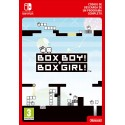 BOX BOY BOX GIRL NINTENDO SWITCH DIGITAL DOWNLOAD CODE JUEGO COMPLETO DESCARGA DIGITAL