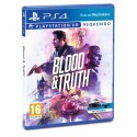 BLOOD AND TRUTH PS4 JUEGO FÍSICO REQUIERE PSVR Y CÁMARA PLAYSTATION 4